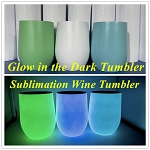Sublimation Glow Wine