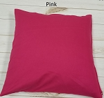 Solid Color 16 x 16 Pillow Case